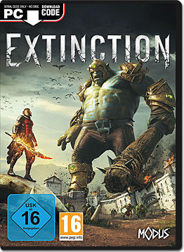 Extinction (Code in a Box)