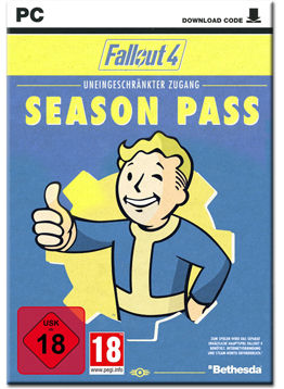 Fallout 4 - Season Pass (Code in a Box)