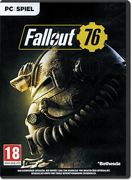 Fallout 76 (Code in a Box, inkl. Trolley Token)
