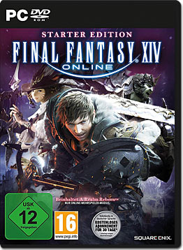 Final Fantasy 14 Online - Starter Edition