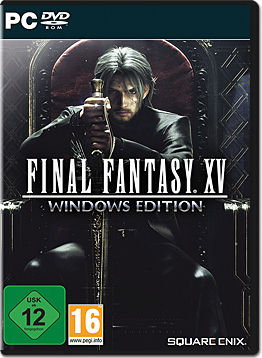 Final Fantasy 15: Windows Edition