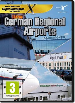 Flight Simulator X: German Regional Airports