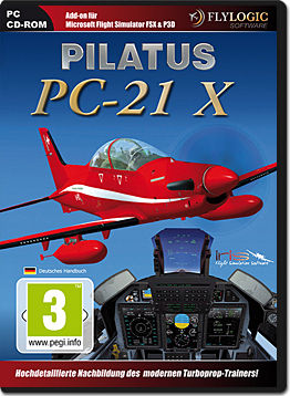 Flight Simulator X: Pilatus PC-21 X