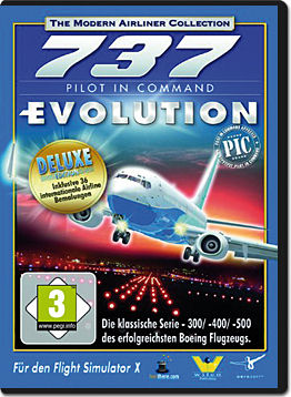 Flight Simulator X: 737 Evolution