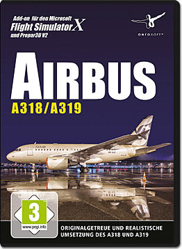 Flight Simulator X: Airbus A318/A319