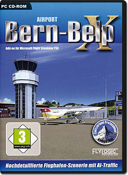 Flight Simulator X Add-on: Airport Bern-Belp X