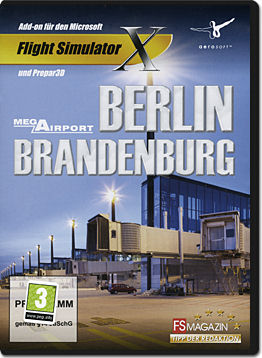 Flight Simulator X: Mega Airport Berlin Brandenburg
