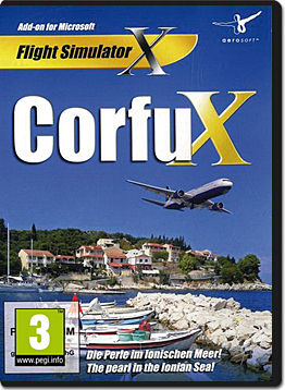 Flight Simulator X: Corfu X