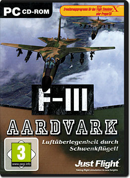 Flight Simulator X: F-111 Aardvark