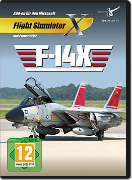 Flight Simulator X: F-14 Extended