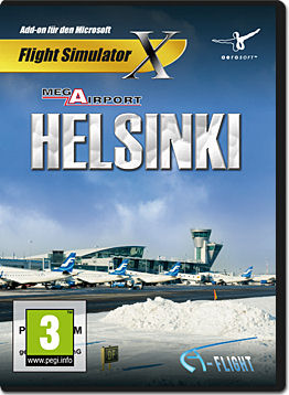 Flight Simulator X: Mega Airport Helsinki