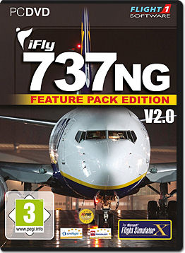Flight Simulator X: iFly 737NG - Feature Pack V2.0