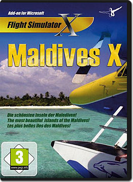 Flight Simulator X: Maldives X