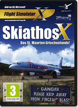 Flight Simulator X: Skiathos X