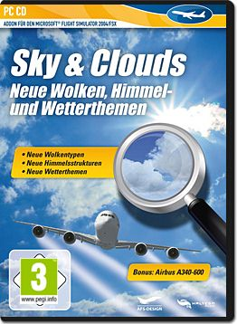 Flight Simulator X: Sky & Clouds