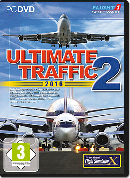 Flight Simulator X: Ultimate Traffic 2 - 2016 Edition