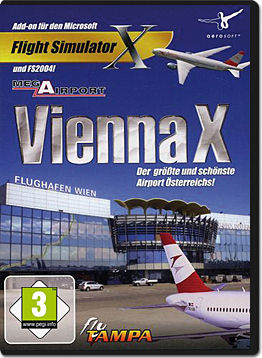 Flight Simulator X: Vienna X