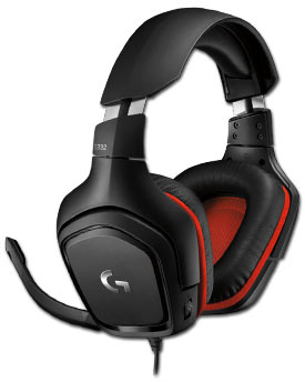 G332 Stereo Gaming Headset (Logitech)