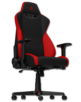 Gaming Chair S300 -Inferno Red- (Nitro Concepts)