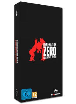 Generation Zero - Collector's Edition