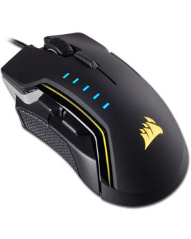 Glaive RGB Gaming Mouse -Aluminium- (Corsair)