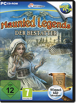 Haunted Legends: Der Bestatter