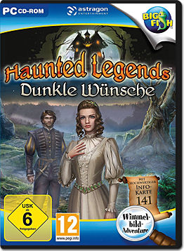 Haunted Legends: Dunkle Wünsche