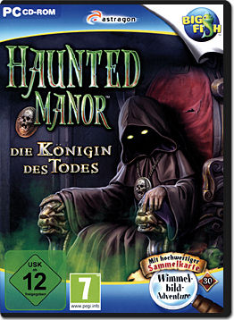 Haunted Manor 2: Die Königin des Todes