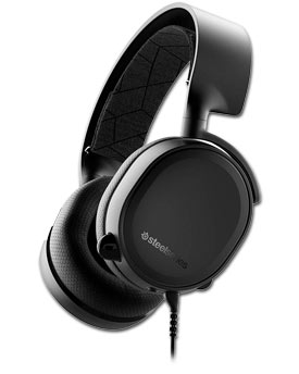 Arctis 3 Gaming Headset -Black- (SteelSeries)