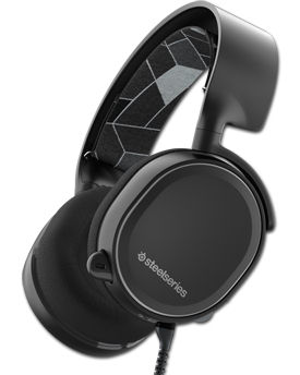 Headset Arctis 3 -Black- (SteelSeries)