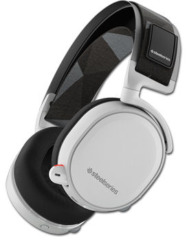 Headset Arctis 7 Wireless -White- (SteelSeries)