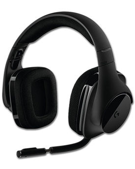 Headset G533 Wireless G-Series (Logitech)