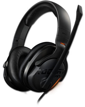 Headset Khan AIMO -Black- (Roccat)