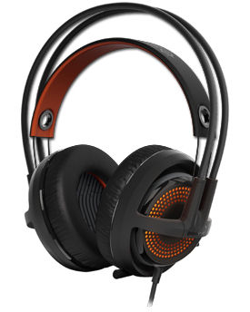 Headset Siberia 350 -Black- (SteelSeries)
