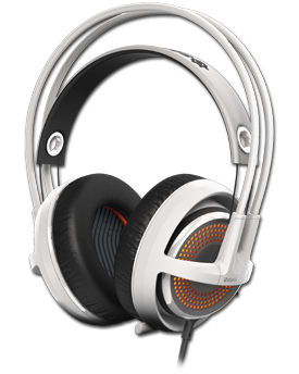 Headset Siberia 350 -White- (SteelSeries)