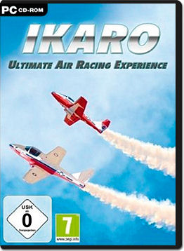 Auto Racing Experience on Ikaro  Ultimate Air Racing Experience   Pc Games   Ean 4009750501276