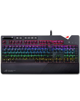 ROG Strix Flare Mechanical Gaming Keyboard 2019 -CH Layout- (ASUS)