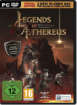 Legends of Aethereus - Special Edition