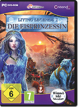 Living Legends: Die Eisprinzessin