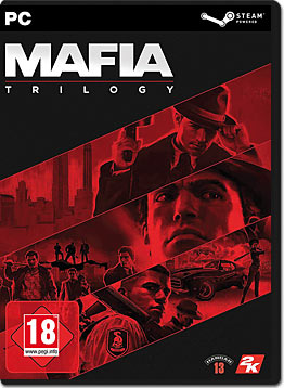 Mafia: Trilogy (Code in a Box)