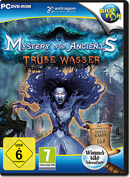 Mystery of the Ancients: Trübe Wasser