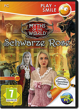 Myths of the World: Schwarze Rose