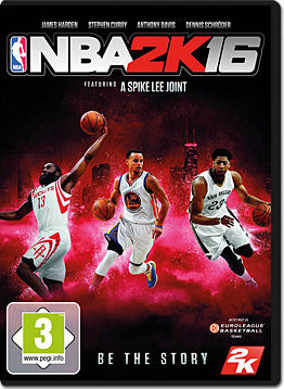 NBA 2K16 (Code in a Box)