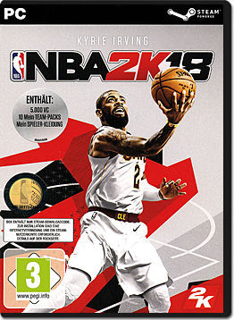 NBA 2K18 (Code in a Box)