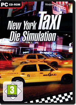 New York Taxi - Die Simulation
