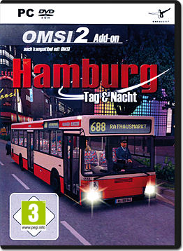 OMSI 2 Add-on: Hamburg Tag & Nacht