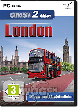 OMSI 2 Add-on: London