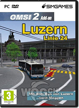 OMSI 2 Add-on: Luzern