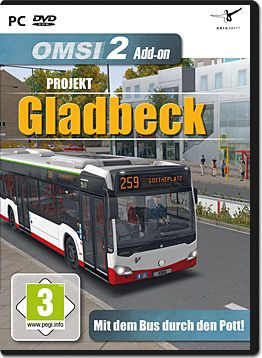 OMSI 2 Add-on: Projekt Gladbeck