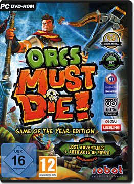 Orcs Must Die! - Game of the Year Edition